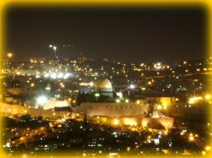 ירושלים של זהב. שמר התנבאה עליה כמו זכריה