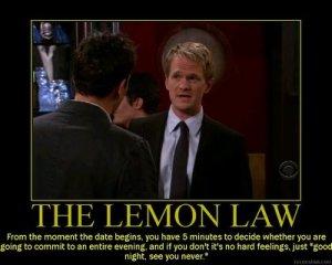 חוק הלימון של ברני סטינסון