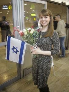 קלינה קמפבל בישראל