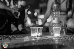 נרות בכיכר רבין. צילום: איתי שרמר