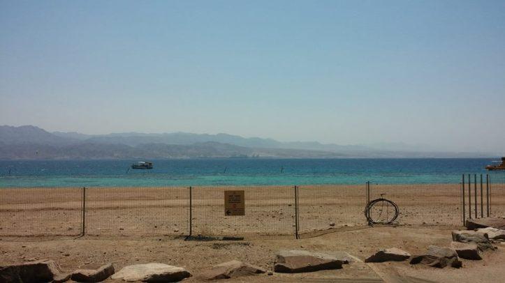 חוף אילת. לאן הוא נעלם?