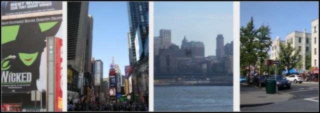 ניו-יורק שלי. תמונות לאורך השנים
