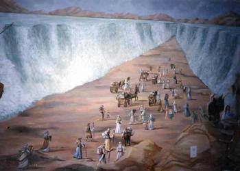 יציאת מצרים. הסיפור הלאומי החזק ביותר בהיסטוריה