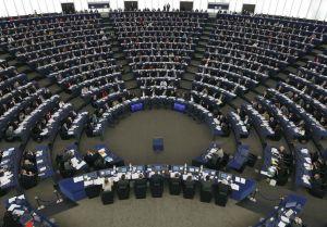 הפרלמנט האירופי. (צילום:רויטרס)