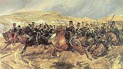 מלחמה. צויר על ידי ריצ'רד קאטון וודויל (1825-1855)