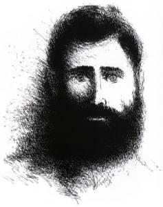 """שרטוט של עמוס אריכא י""""ח ברנר - נביאנו לא נביאם"""