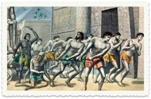 עבדות בני ישראל. יסודה בסוציאליזם של יוסף