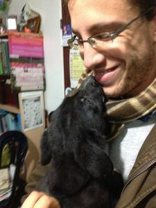 אני והכלב.