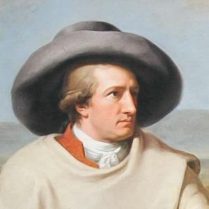 דיוקן של המשורר, המדען, הפילוסוף והסופר גיתה