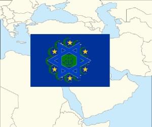 האיחוד המזרח תיכוני - אילוסטרציה