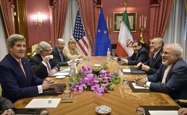 שש המעצמות ואיראן. מישהו כבר ימצא השראה ליצור מודל ישראלי להסכם הזה