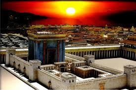 בית המקדש. יסודות אנושיים בעולם הזה
