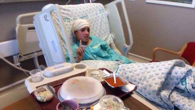אחמד מנאסרה בגיל 13. מה יעשה בעתיד?