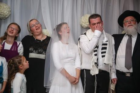 חתונת השנה. ביגל וליטמן זוכרים את ירושלים יחד