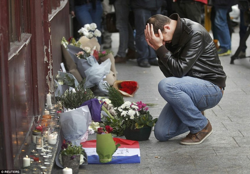 עצוב, מפחיד ומדאיג. העולם המערבי חסר אונים מול דאעש