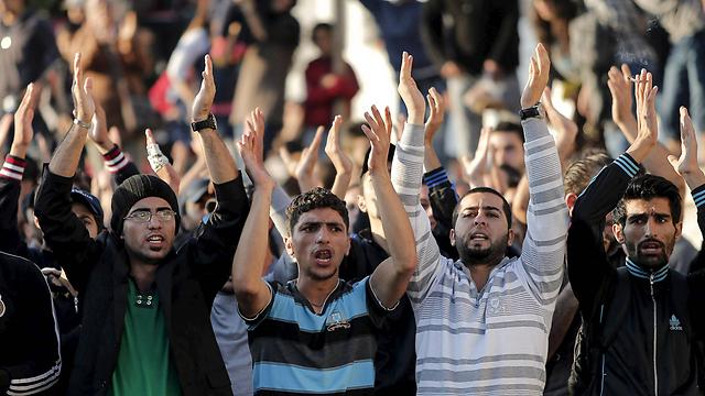 """פליטים סורים. """"ומה יקרה אז?"""""""